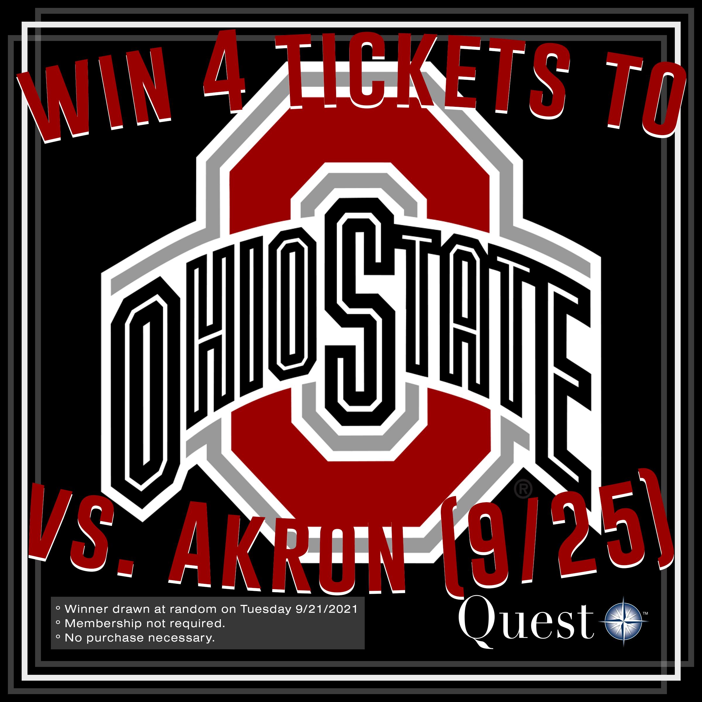 OSU Ticket Giveaway