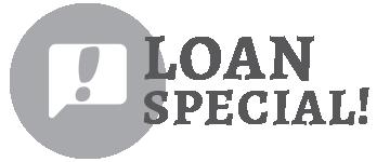September Loan Special