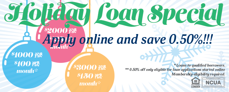 Apply online and save!